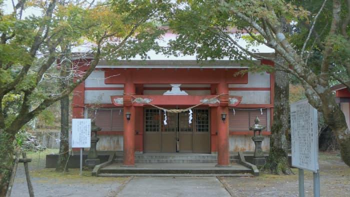 大野岳神社