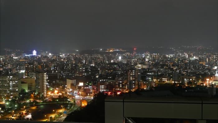 鹿児島 夜景 県庁