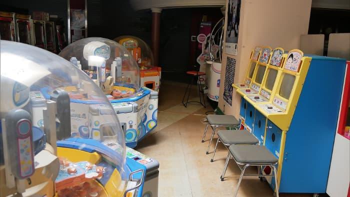 レトロゲームセンター 鹿児島