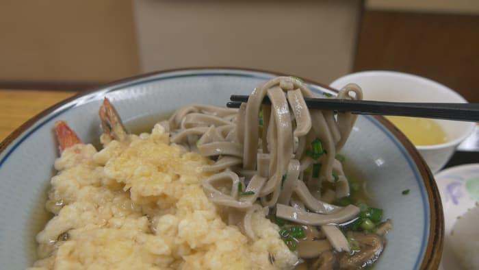 立ち食い蕎麦 鹿児島